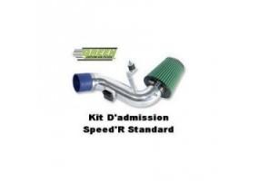 Juego de retrovisores deportivo y adaptador manual sin calefaccion cromado Opel Corsa A -3/93