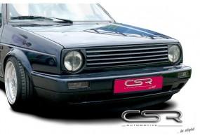 Calandra Deportiva Opel Corsa Tipo D Años 06- Cromado