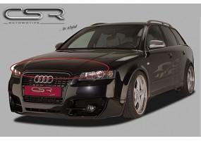Alargamiento capo Audi A4...