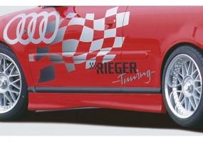Refuerzo eje trasero Seat Leon 1P (ab Bj. 09/2005) [Spritzwand muss an 2 Punkten verändert werden] Aluminio