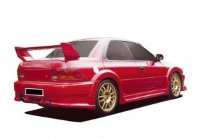 Pasos de Rueda Subaru...