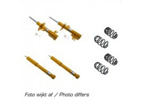 Pestañas faros Ford Fiesta MK6 1/02-