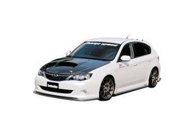 Añadido Subaru Impreza GH8 A/B 9/2007-   (FRP)