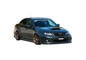 Añadido Subaru Impreza WRX STi 4/5-puertas GR/GV ' ' (C-) (FRP)