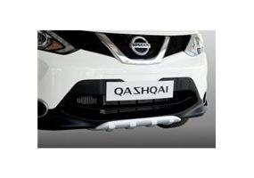 Añadido Nissan Qashqai 2014- (ABS Zilver)