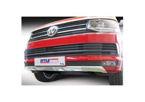 Añadido Volkswagen Transporter T6 2015- plata