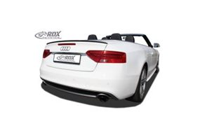 Aleron Audi A5 coupe/Cabrio/Sportback incl. restyling (ABS)