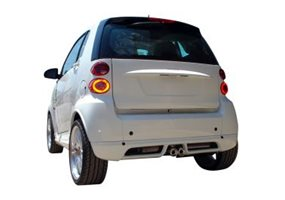 Difusor MCC Smart ForTwo 4/2007- (ABS)