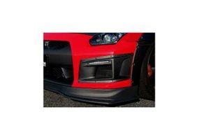 Paragolpes Nissan GT-R R35 2007-2010 - negroFRP