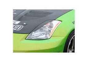 Juego de pestañas Nissan 350Z Z33 (FRP)