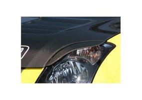 Juego de pestañas Suzuki Swift II 2005- (FRP)