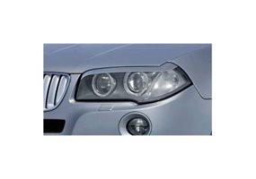 Juego de pestañas BMW X3 E83 2004-2010 (ABS)