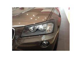 Juego de pestañas BMW X3 F25 2010- (ABS)