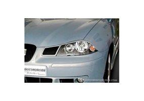 Juego de pestañas Seat Ibiza 6L 2002-2008 (ABS)