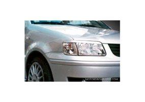 Juego de pestañas Volkswagen Polo 6N2 1999-2001 (ABS)