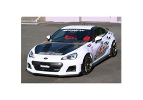 Juego de faldones laterales Toyota GT86 / Subaru BRZ   2 (FRP)