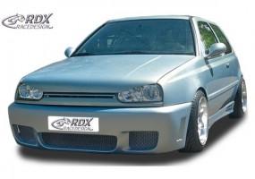 Alargamiento capo rdx VW...