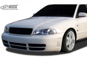 Alargamiento capo rdx Audi...