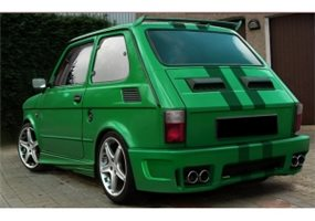 Taloneras Laterales Fiat 126p Street