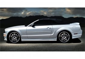Taloneras Laterales Ford Mustang M-style