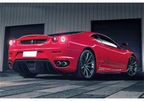 Paragolpes Trasero Ferrari F430 Sx