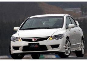 Paragolpes Delantero Honda Civic Mk8 Type-r-look