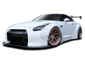 Kit Carroceria Nissan Gtr Rocket Wide
