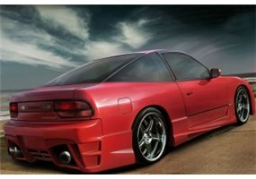 Paragolpes Trasero Nissan 200sx S13 D1