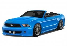 Kit Carroceria Ford Mustang Eleanor