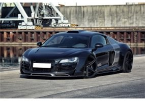 Kit Carroceria Audi R8 Gts Wide