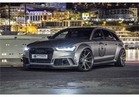 Kit Carroceria Audi Rs6 C7 / 4g Exclusive Wide