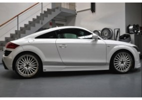 Taloneras Laterales Audi Tt 8j R8-look