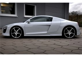 Taloneras Laterales Audi R8 Exclusive