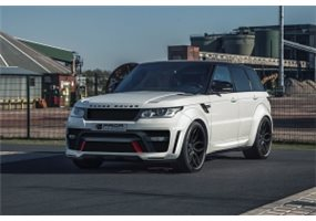 Kit Carroceria Land Rover Range Rover Sport Mk2 P2 Wide