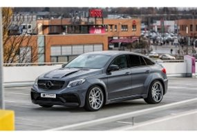 Kit Carroceria Mercedes Gle-class Coupe C292 P2 Wide