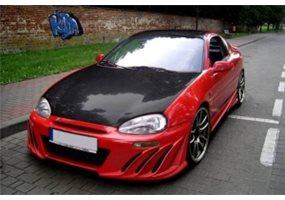 Paragolpes Delantero Mazda Mx3 D-line