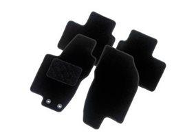 Juego de alfombrillas a medida textil para Nissan NV200 2010-