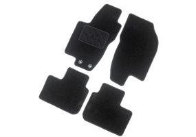 Juego de alfombrillas a medida textil para Volkswagen Crafter 2006- (alleen voormatten)