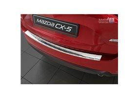 Protector Paragolpes Acero Inoxidable Mazda Cx-5 Ii 2017- 'ribs'