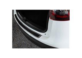 Protector Paragolpes Acero Inoxidable Mazda Cx5 2012-2017 Cromado/look Carbono Negro