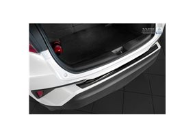 Protector Paragolpes Acero Inoxidable Toyota C-hr 2016- 'ribs'