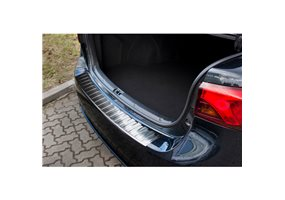 Protector Paragolpes Acero Inoxidable Toyota Avensis Iii Sedan Restyling 2015- 'ribs'