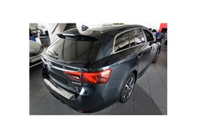 Protector Paragolpes Acero Inoxidable Toyota Avensis Iii Wagon Restyling 2015- 'ribs'