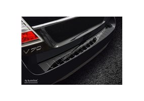 Protector Paragolpes Acero Inoxidable Volvo V70 Restyling 2013- 'ribs'