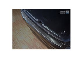 Protector Paragolpes Acero Inoxidable Volvo V90 9/2016- 'ribs'