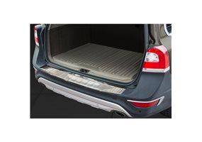 Protector Paragolpes Acero Inoxidable Volvo Xc70 Restyling 2013- 'ribs'