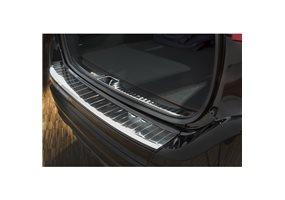 Protector Paragolpes Acero Inoxidable Volvo Xc60 2013-2016 'ribs'