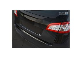 Protector Paragolpes Acero Inoxidable Peugeot 508 Sw 2011-2018 'ribs'