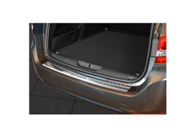 Protector Paragolpes Acero Inoxidable Peugeot 308sw 2014- 'ribs'