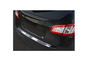 Protector Paragolpes Acero Inoxidable Peugeot 508sw 2011- 'ribs'